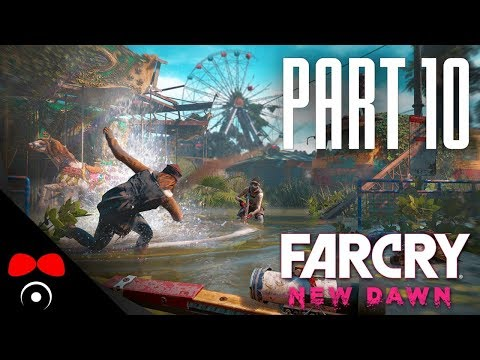 PŘES DRŽKU DVOJČATŮM! | Far Cry: New Dawn #10
