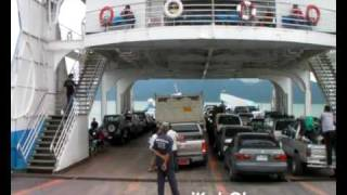 preview picture of video 'Koh Chang Ferry Pier (Ao Thammachart + Ao Sapparod), Koh Chang, Trat, Thailand'