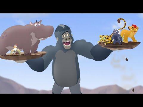 Lion Guard: Meet Shujaa! Shujaa PONDA Full Song | Beshte and the Beast HD Clip