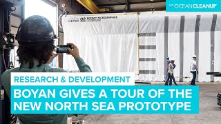 First look at the new North Sea Prototype