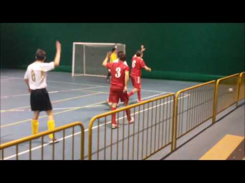 Preview video A.S.D. ATLETICO PRESSANA C5 - FUTSAL ROVIGO