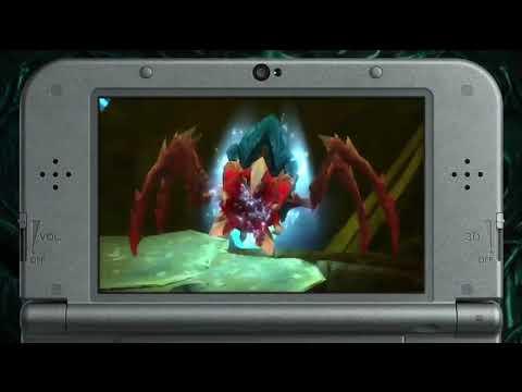 Видео № 0 из игры Metroid: Samus Returns [3DS]