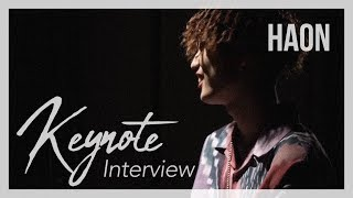 [KEYNOTE interview] #3 HAON (김하온)