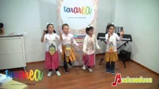 En mi tribu - Grupo de alumnos de Mi Teclado 2 - Tararea Laboratorio Musical