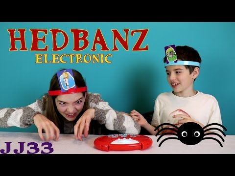 Playing Electronic Hedbanz / JustJordan33