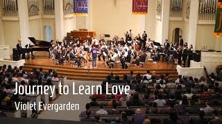 """Journey to Learn Love"", a medley from Violet Evergarden - Fall Concert 2018"