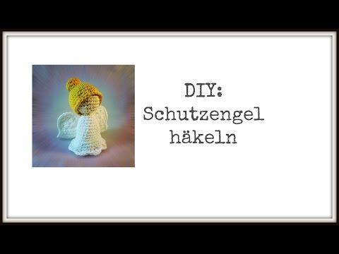 DIY: Freie Häkelanleitung Schutzengel