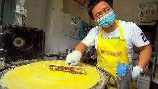 Shanghai's BEST Street Food Guide!! Chinese Street Food - DUMPLINGS + JIAN BING in China!