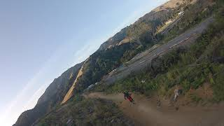 440 mtb bikepark / Chinese Laundry / race drone chase