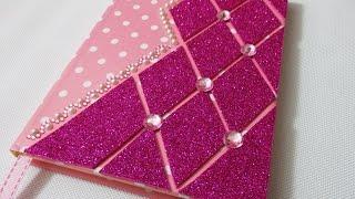 DIY : #179 Notebook - A Best Gift For Friends ❤