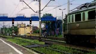 preview picture of video '[ PKP Cargo ] ET41-008 startuje z stacji Kalety'