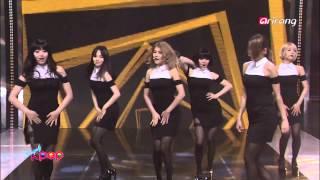 Simply K-Pop - AOA(에이오에이) _ Miniskirt(짧은치마)