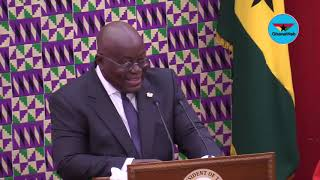 Second biggest oil discovery in Africa made under my government - Akufo-Addo
