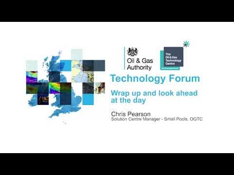 OGA OGTC Technology Forum - 5
