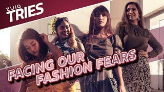 Facing Our Fashion Fears | ZULA Tries | EP 17