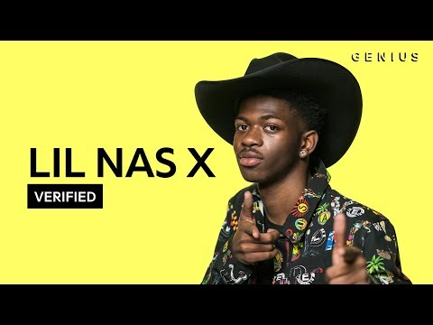 """Lil Nas X """"Old Town Road"""" Official Lyrics & Meaning 