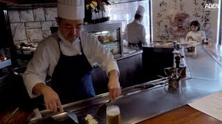 Teppanyaki in Tokyo: Lobster & Steak