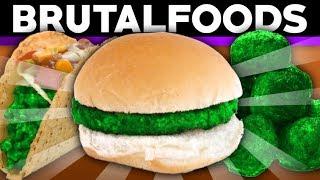 Organic Vegan Frozen Food Reviews - brutalfoods