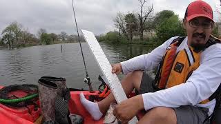Рыбалка с mitchell lake san antonio