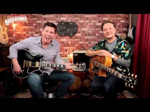 Guitar Paradiso – DV Mark Jazz Guitar Amps