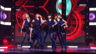 음악중심 - Rania - Pop Pop Pop 라니아 - 팝 팝 팝 Music Core 20111203