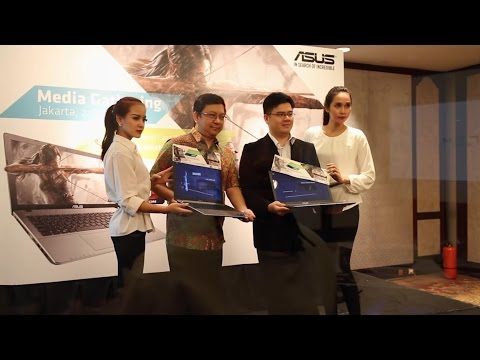 Launching ASUS X550DP