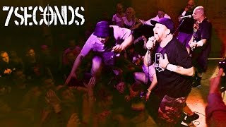 7 Seconds - We're Gonna Fight (live@MOD club, St.Petersburg, Russia 2014.07.14)