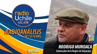 Rodrigo Mundaca aborda la polémica entre los gobernadores regionales y los delegados presidenciales