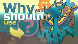 Dhelmise  - (Pokémon) - Why You Should Use Dhelmise In Pokemon Sun and Moon! (ft. foofootoo)