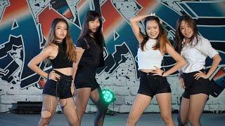 160827 จับฉ่าย cover BLACKPINK - BOOMBAYAH + WHISTLE (Short Ver.) @ Esplanade Cover Dance#3 (Au)