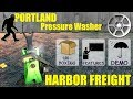 High PSI Portland Electric Pressure Washer at a Great Price by Bigfoot Dad Explores Montana