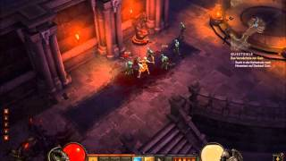preview picture of video 'Let´s Play Diablo #2'