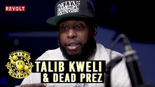 Talib Kweli & Dead Prez | Drink Champs (Full Episode)