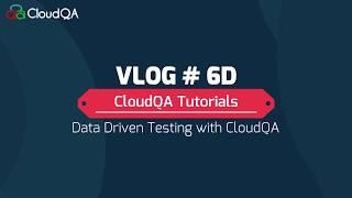 CloudQA video
