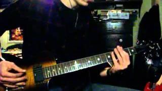 FUEL - Hemorrhage (Guitar Cover)