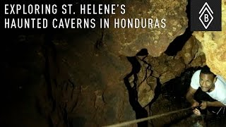Exploring Roatán's Haunted Caverns In Honduras