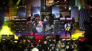 """OUTLAW""  DANGEROUS TOYS from the 2014 Monsters of Rock Cruise"