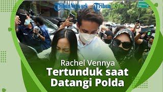 Rachel Vennya Tertunduk saat Datangi Polda, Denny Sumargo Angka Bicara