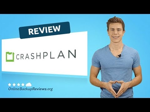 Crashplan Review & Comparison: Unlimited Cloud Data Backup