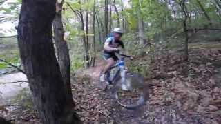 preview picture of video 'La Doreysienne 3 - Sortie VTT avec les membres du forum Velo Vert 78'