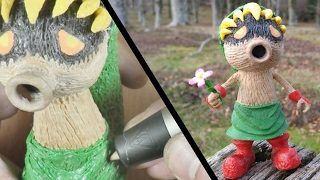 3D Pen | Making Deku Link | The Legend Of Zelda | 3D Printing Pen Creations