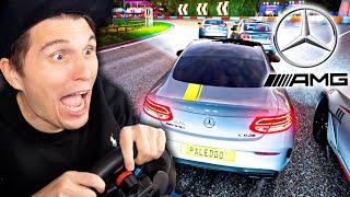 Ich gönne mir den Mercedes AMG C63 S (+TUNING) | Forza Horizon 4