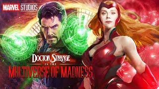 Doctor Strange 2 Announcement Breakdown - Marvel Phase 4