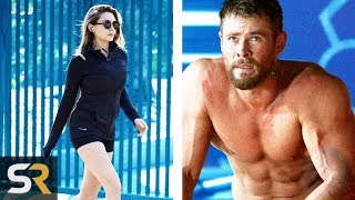 25 Marvel Actors Who Had To Get Ripped For Their Roles