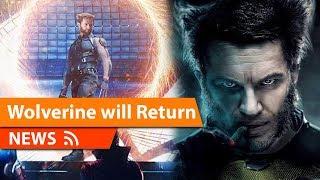 Hugh Jackman Says Wolverine Will Return