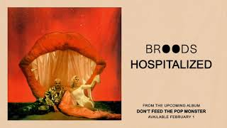 Kadr z teledysku Hospitalized tekst piosenki BROODS