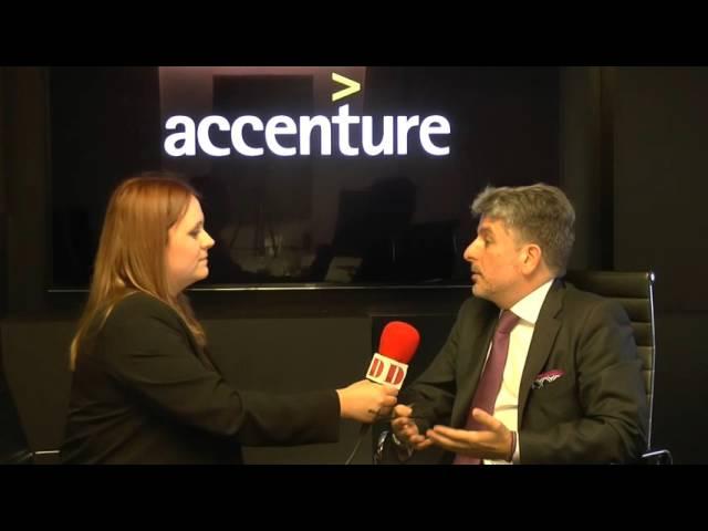 Entrevista a Juan Pedro Moreno, presidente de Accenture España