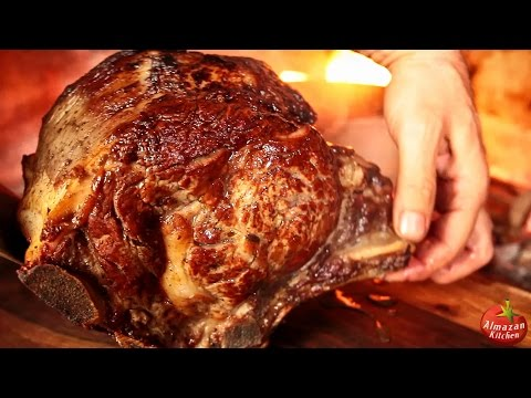 5 POUND STEAK! - ULTIMATE COOKING