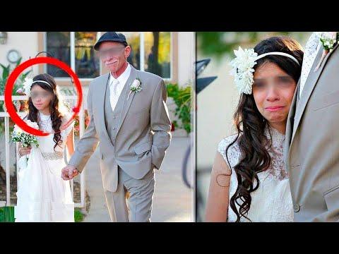 Девушка плакала выходя замуж за старика, но во время брачной ночи раскрылся обман...