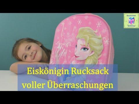 Eiskönigin Rucksack voller Überraschungen ♡ Playmobil Geschichten und Spielzeug